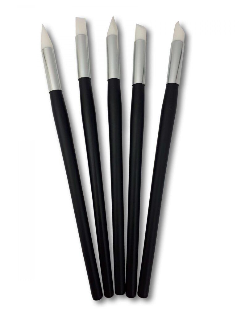 قلم سیلیکونی بزرگ 5عددی